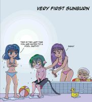 Sunburn by neko-productions
