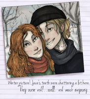 Clace: Winter Photo by Deesney