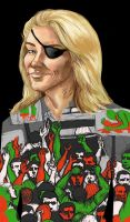 Marie Colvin Final by Rhainster