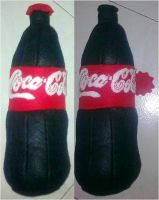 My Coke Plushie by JRCsince79