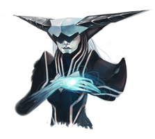 Lissandra Wip by Abusedmule