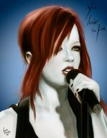 You Look So Fine (Shirley Manson) by LuizcomZ