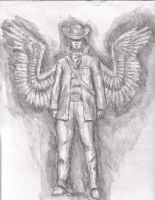 Angel Cowboy by RedusTheRiotAct