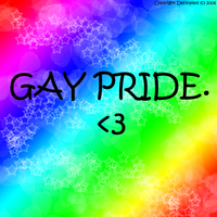 Gay Pride by Definated