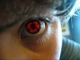 Sharingan Photoshop (MADE IN 2009) by Th33z