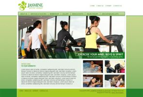 Jasmine Fitness Club and SPA 2 by harkalopchan