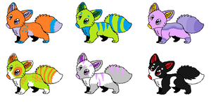 1 pt canine adopts *CLOSED* by Celtic-PREDATOR