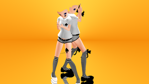 MMD Base by manashiku