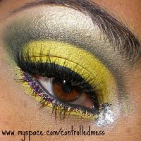 Yellow and Black by anilorac186
