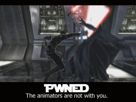 The Force Unleashed - Pwned by Tanqexe