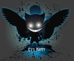 Evil Happy by Mirraine