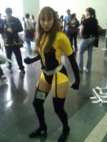 Silk Spectre by Kishiwa