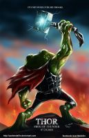 TLIID 214. Thor, Frog of Thunder by AxelMedellin