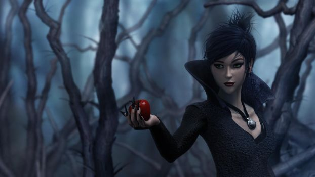 Evil Queen by Icemera