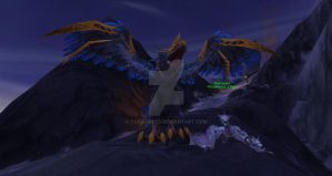 Warcraft: The Power of Terokk by ToxicCreed