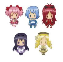 Madoka magica charms by chimchim892
