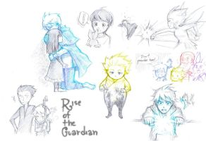 RotG - After seeing the movie by Mitsuyuki32
