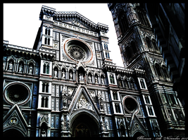Florence Cathedral by massiskate
