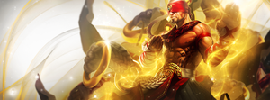 Lee Sin Timeline by Ryuugens