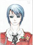 Ciel Phantomhive grew up : young adult by Stelleve