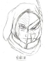 Kido Human-insect by maxelgon