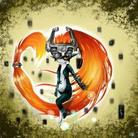 Midna: Twilight Princess by Jarachii
