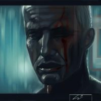 Tears in Rain by lukealagonda