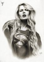 SUPERGIRL by jairolago