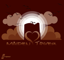 Maiden Tower by AIGraphic