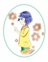 Hime Sunflower / Himawari by Srta-Schiffer