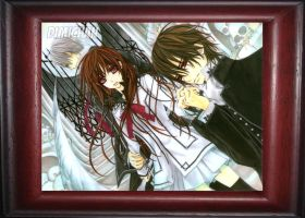 Vampire-knight-picture-in-a-frame by laila549