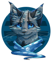 Finch headshot thing by Finchwing