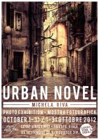 URBAN NOVEL exhibition by Michela-Riva
