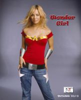 Big Bang - Wonder Girl by TheSnowman10