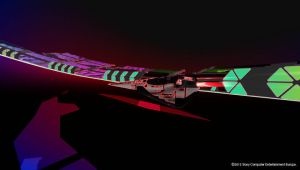wipeout2048 colors ship by Vlitzertron