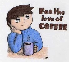 For the love of coffee by BeckyBumble