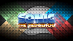 Sonic The Hedgehog Logo Wallpaper by Mauritaly