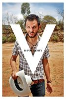 V is for Vanity 01 by hassmework