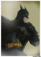 Batman by Dsdcero