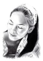 Kristin Kreuk by dot10