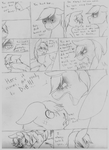 Snapped (mini comic) by Corwolf