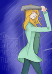 unexpected rain by NuclearSymphony
