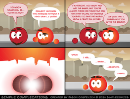 SC947 - Ed's Acceptance by simpleCOMICS