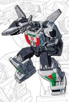 IDW G1 Card - Wheeljack by GuidoGuidi