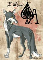 The Ace of Spades by Fyresteed