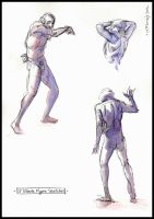 Figure Drawing- Elder Male 01 by Cre8tivemarks