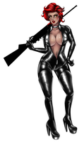 Sniper  Theresia by royo22