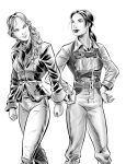 Defiance Amanda and Berlin by zeustoves