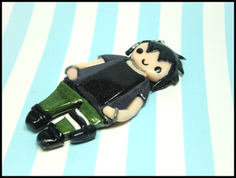Discounted Sasuke RTN Charm by GrandmaThunderpants