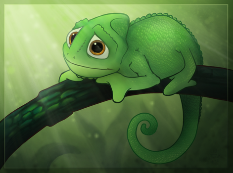 Pascal from Tangled by charfade